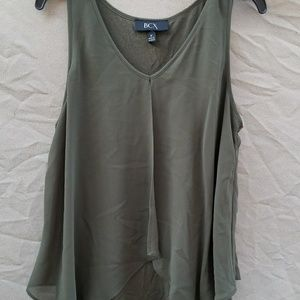 PRE OWNED BCX TANK SIZE M